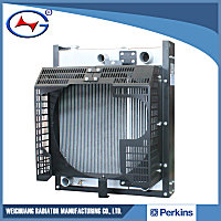 Perkins Series 1104C-44TA-1 Radiator 0