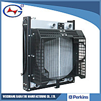 Perkins Series 1104C-44TA-1 Radiator 2