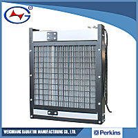 Perkins Series 1104C-44TA-1 Radiator 1
