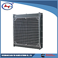 Cummins Series KTA19 Radiator 2