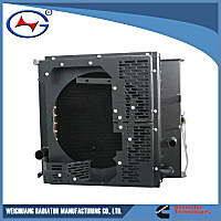 Cummins Series 4BTA-DZ-7 Radiator 0