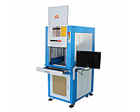 Enclosed Fiber Laser Marking Machine 0