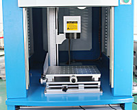 Enclosed Fiber Laser Marking Machine 3