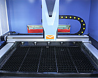 Mini Standard Fiber Laser Cutting Machine 2