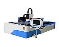 High Speed Fiber Laser Cutting Machine 0
