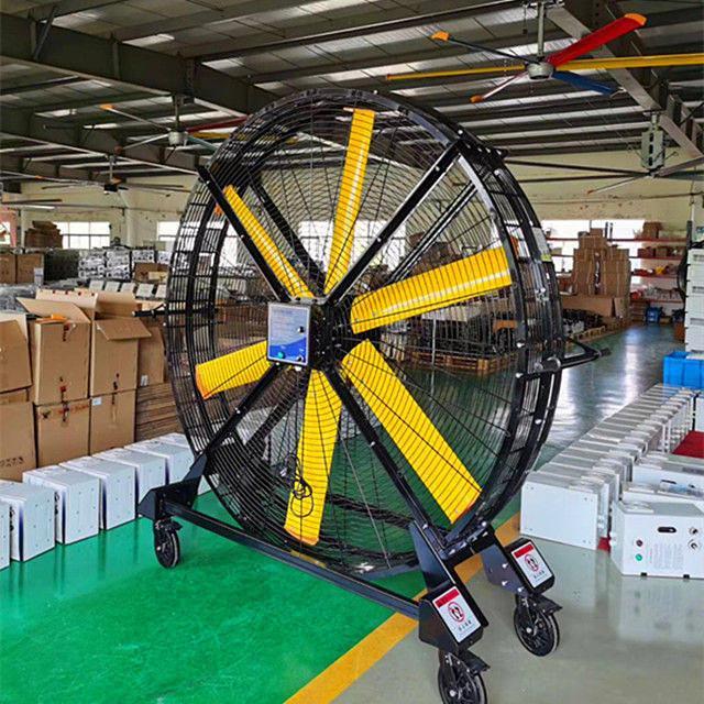 Wholesale cheap energy saving sports center air cooling outdoor big ass stand fan 1